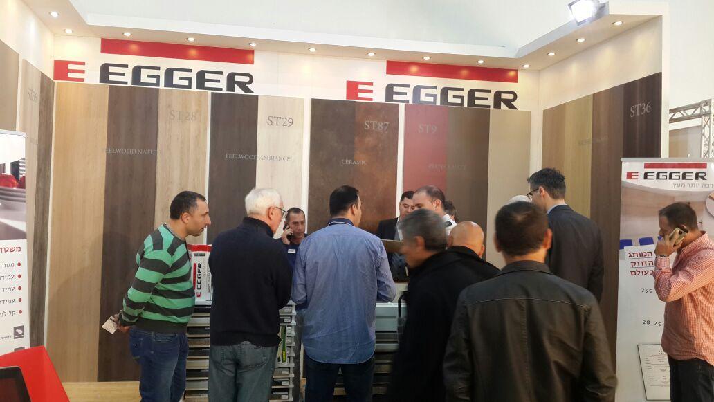 תצוגת Egger